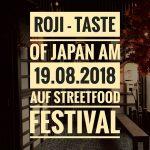 Roji @ Streetfood Festival
