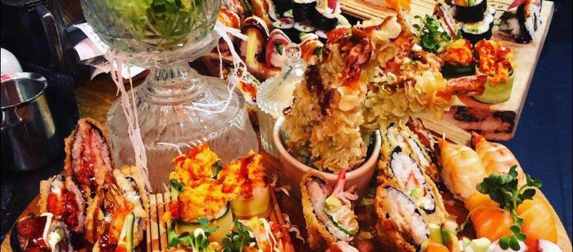 Sushi und Mehr
